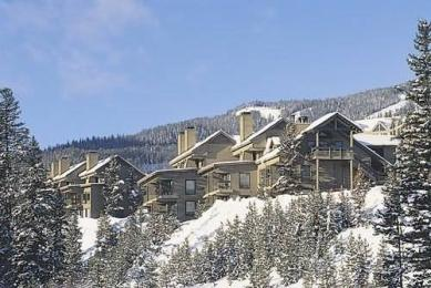 Big Horn Condominiums at Big Sky