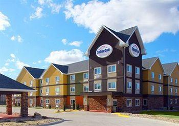 Suburban Extended Stay Hotel Cedar Falls