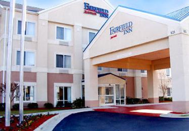 Fairfield Inn By Marriott Jacksonville, North Carolina