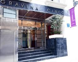 Hotel Gravina Cinco