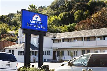 Americas Best Value Inn-Corte Madera/San Francisco
