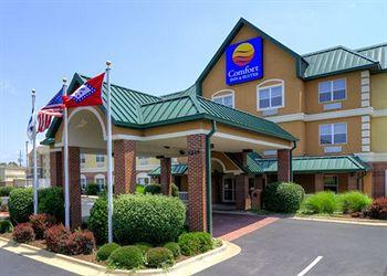 Comfort Inn & Suites Fayetteville