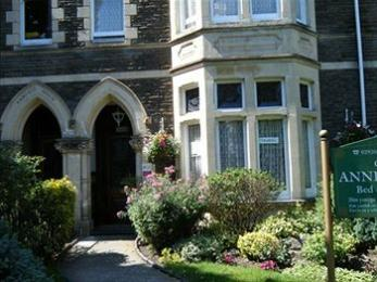 Photo of Annedd Lon Guesthouse Cardiff