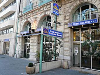 Photo of Hotel des Arts Sete