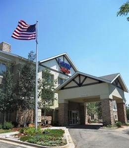 Fairfield Inn Fort C