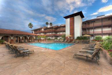 La Jolla Shores Hotel
