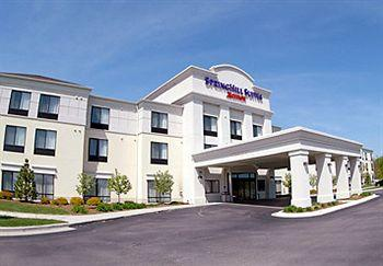 SpringHill Suites Lansing