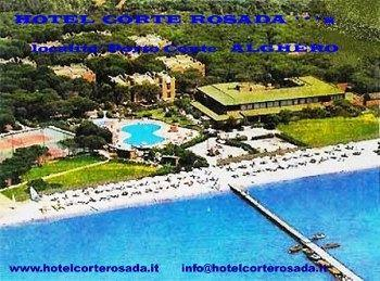 Photo of Hotel Corte rosada Alghero
