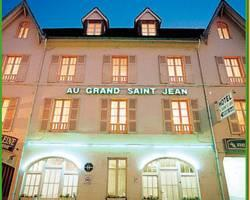 Hotel au Grand Saint Jean