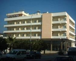 San Carlos Hotel Almunecar