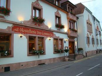 Hotel Hostellerie des Comtes