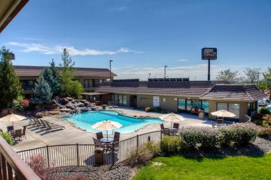 ‪BEST WESTERN Foothills Inn‬