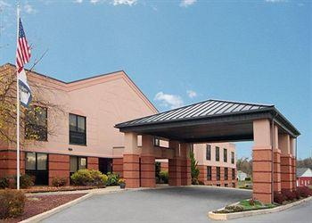 Comfort Suites Martinsburg