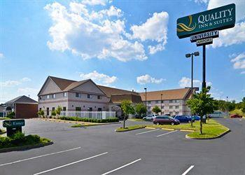 ‪Quality Inn & Suites University/Airport‬