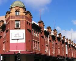 Aarons Hotel Sydney Central
