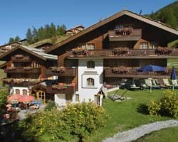 Hotel Berghof Zermatt
