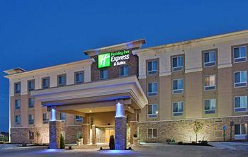 Holiday Inn Express Hotel &amp; Suites Topeka North