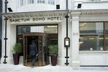 Photo of Sanctum Soho Hotel London