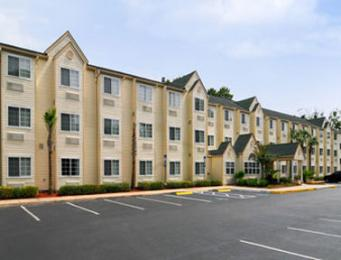 Microtel Inn & Suites by Wyndham Jacksonville/Near Butler Blvd