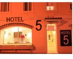 P'tit Dej-Hotel Martigues Le 5