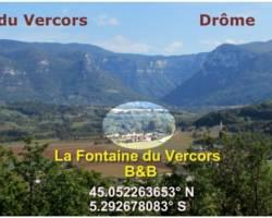 Photo of La Fontaine du Vercors Saint-Thomas-en-Royans