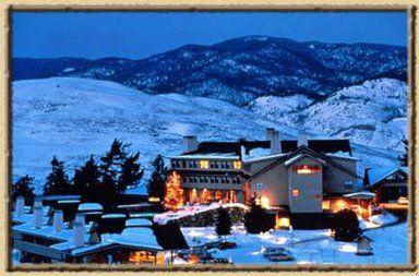 Photo of Sun Mountain Lodge Winthrop