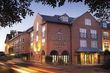 Photo of BEST WESTERN Monkbar Hotel York