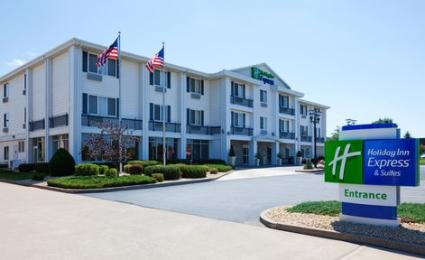 Holiday Inn Express Suites Hudson