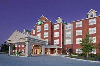 ‪Holiday Inn Express Hotel & Suites St. Louis West-O'Fallon‬