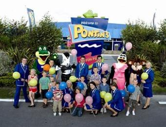 Pontins Pakefield