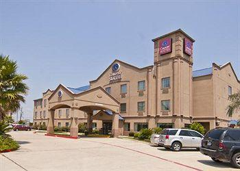 ‪Comfort Suites Baytown‬