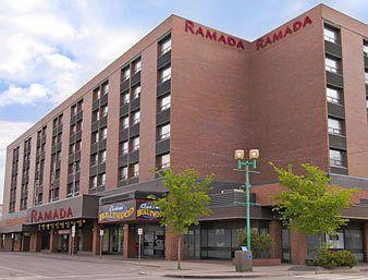 ‪Ramada Hotel Downtown Prince George‬