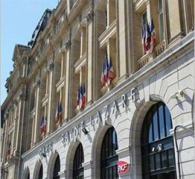 Quality Hotel Opera Saint Lazare