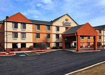 Comfort Suites Tinley Park