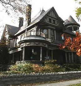 Spencer-Silver Mansion