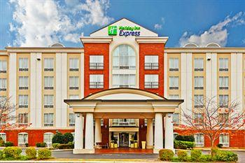 ‪Holiday Inn Express Hotel and Suites Chattanooga-Lookout Mountain‬
