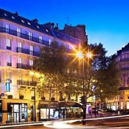 Photo of BEST WESTERN Plaza Elysees Paris