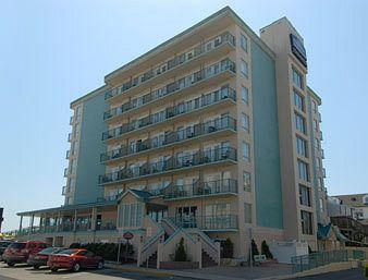 Howard Johnson Oceanfront Plaza Hotel Ocean City Oceanfront