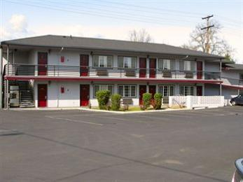 ‪Redwood Inn Motel Medford‬