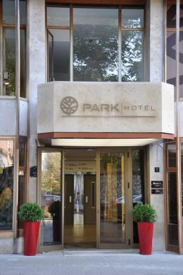 Photo of Hotel Park Belgrade