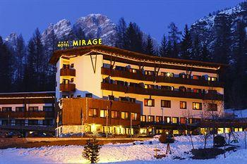Mirage Hotel Cortina