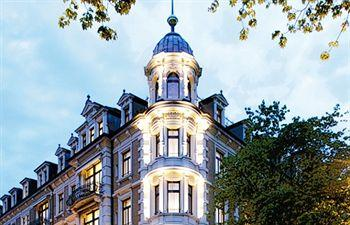 Alden Luxury Suite Hotel Zurich