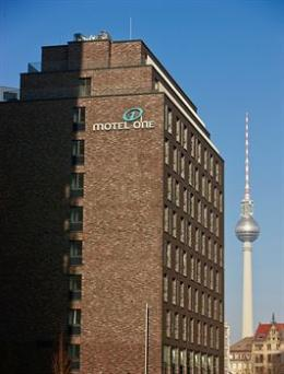 ‪Motel One Berlin Spittelmarkt‬