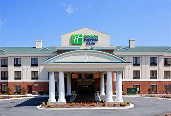 ‪Holiday Inn Express Suites Greensboro East‬