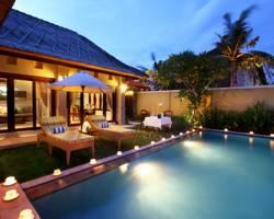Photo of Namaste Villa & Spa Kuta