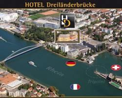 Hotel Dreilanderbrucke