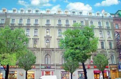 ‪Belveder Nevsky Business Hotel‬
