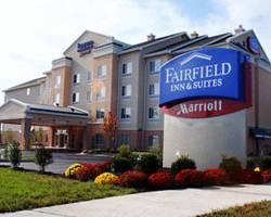 ‪Fairfield Inn & Suites Harrisonburg‬