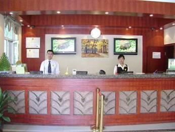 Green Tree Inn (Shanghai Changfeng Park Shell Apartment Hotel)