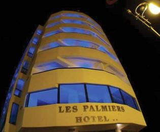 Photo of Les Palmiers Beach Hotel Larnaca